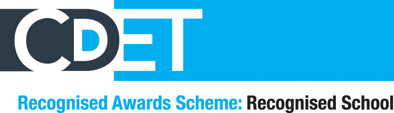 CDET Recognised